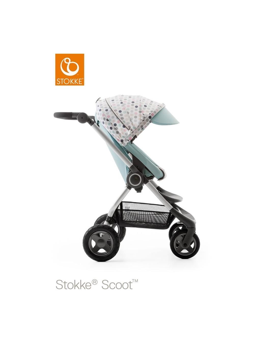 Stokke Scoot Style Kit Soft Dot